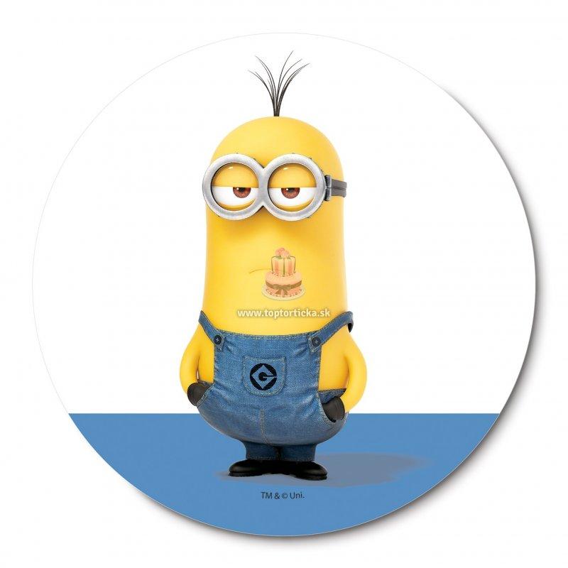 AKCIA  Ambra Jedlý obrázok kruh 21cm Mimoň č.3  583460a2531