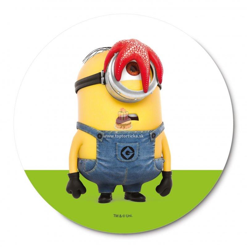 Ambra Jedlý obrázok kruh 21cm Mimoň č.4  f4474ac9ba8