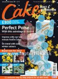 Časopis Cake Craft & Decoration Január 1/2015