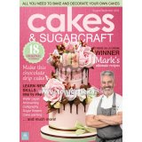 Časopis Cakes & Sugarcraft August/September 2016 (Issue 135)