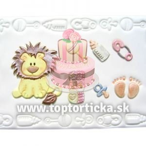PC Babylion - Levík a destká výbava (Babylion and Nursery set)