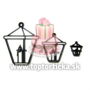 PC Sada 3 lampášikov (Christmas Lantern set)