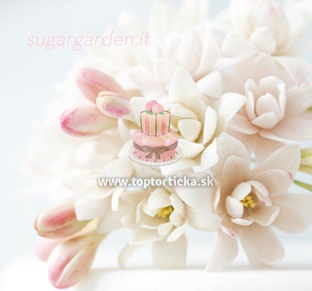 "Kniha ""The Art of Sugarcraft"" | e-shop Toptorticka"